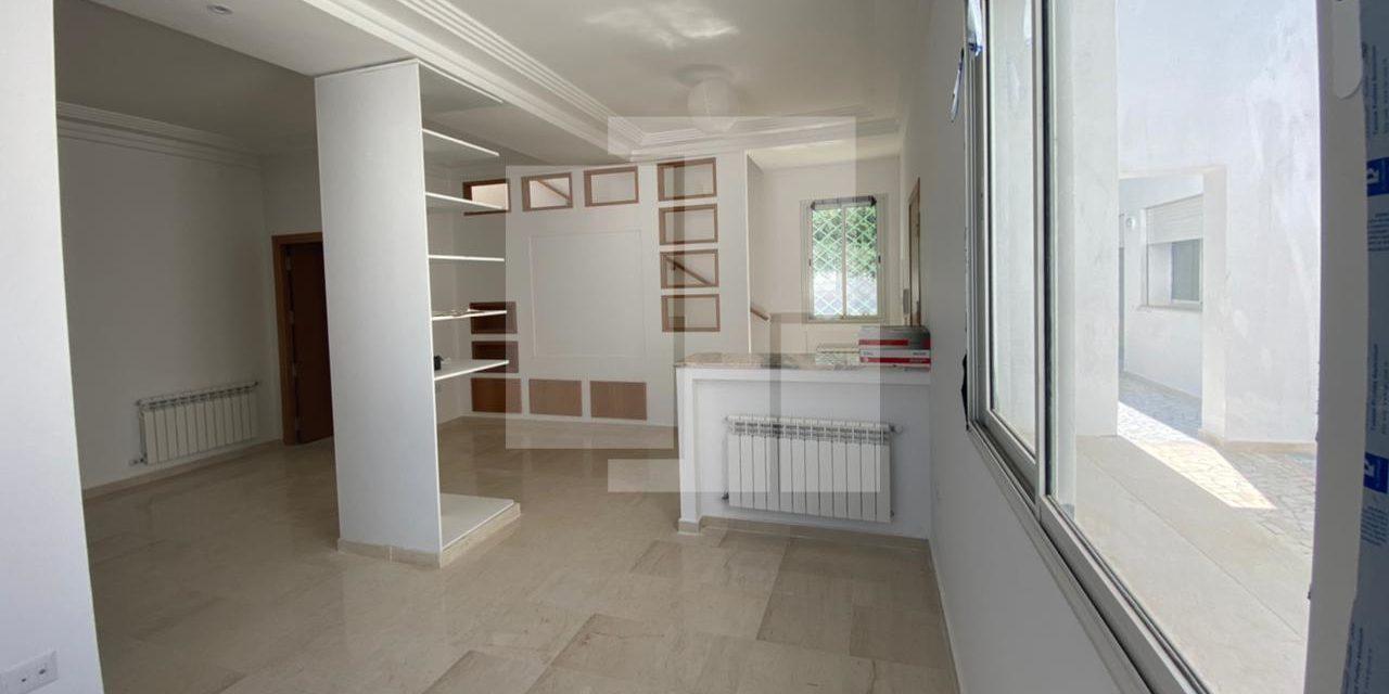 Villa nouvellement construite, Gammarth supérieur