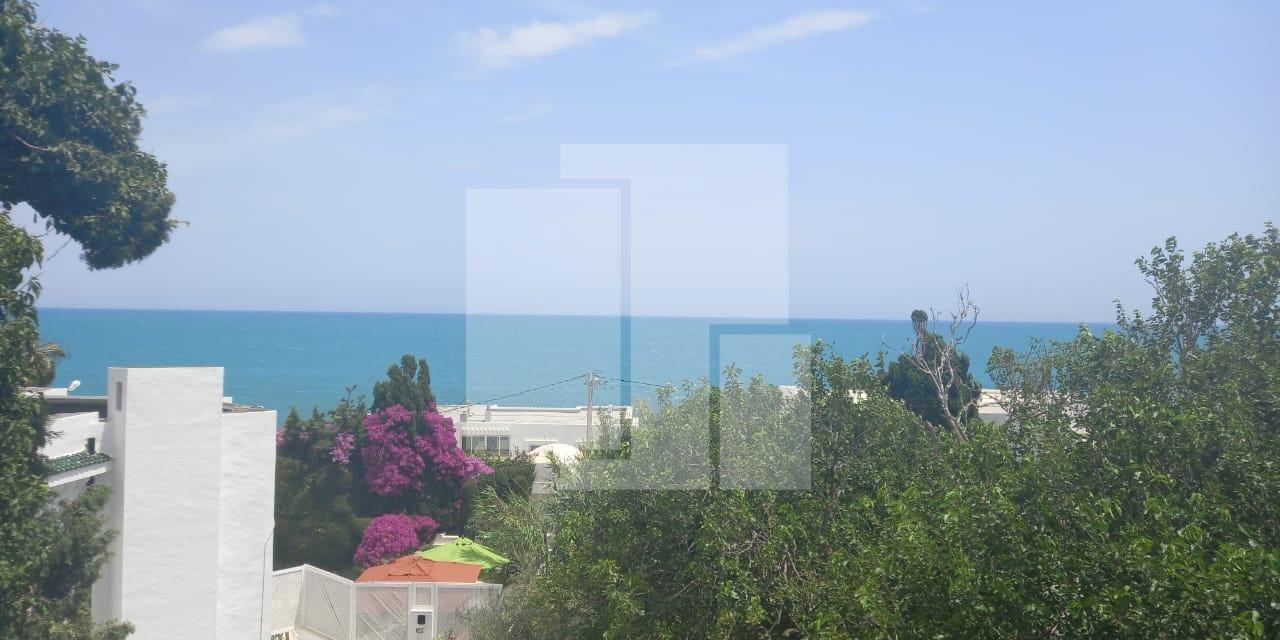 Villa avec vue mer, Marsa corniche