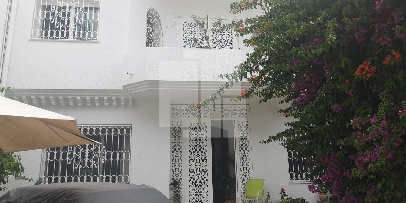 Jolie villa proche de la mer, Carthage Salammbô