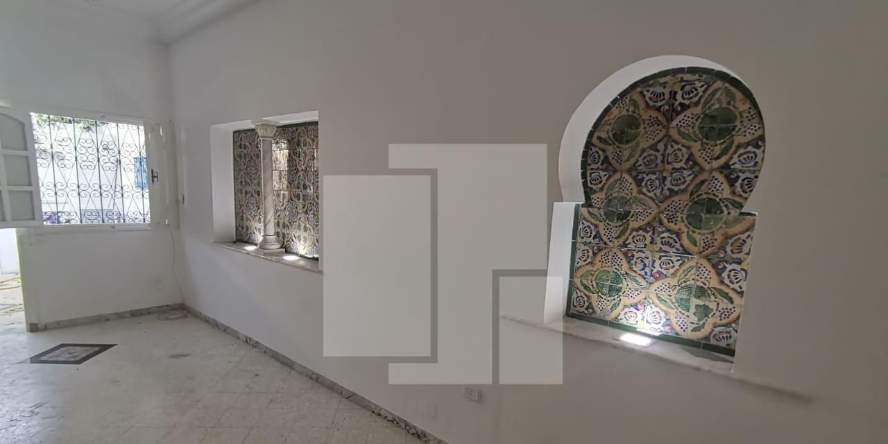 Duplex de charme rénové, Carthage Amilcar