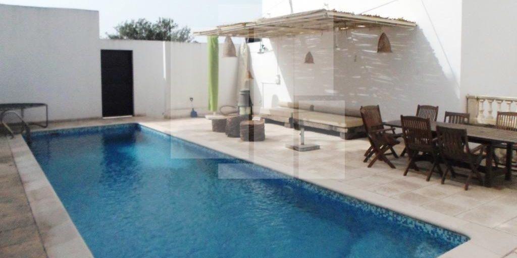 Belle villa meublée avec piscine, Carthage Hannibal