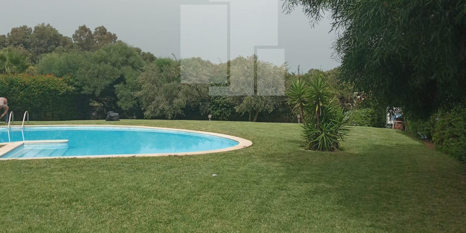Villa avec piscine, Gammarth