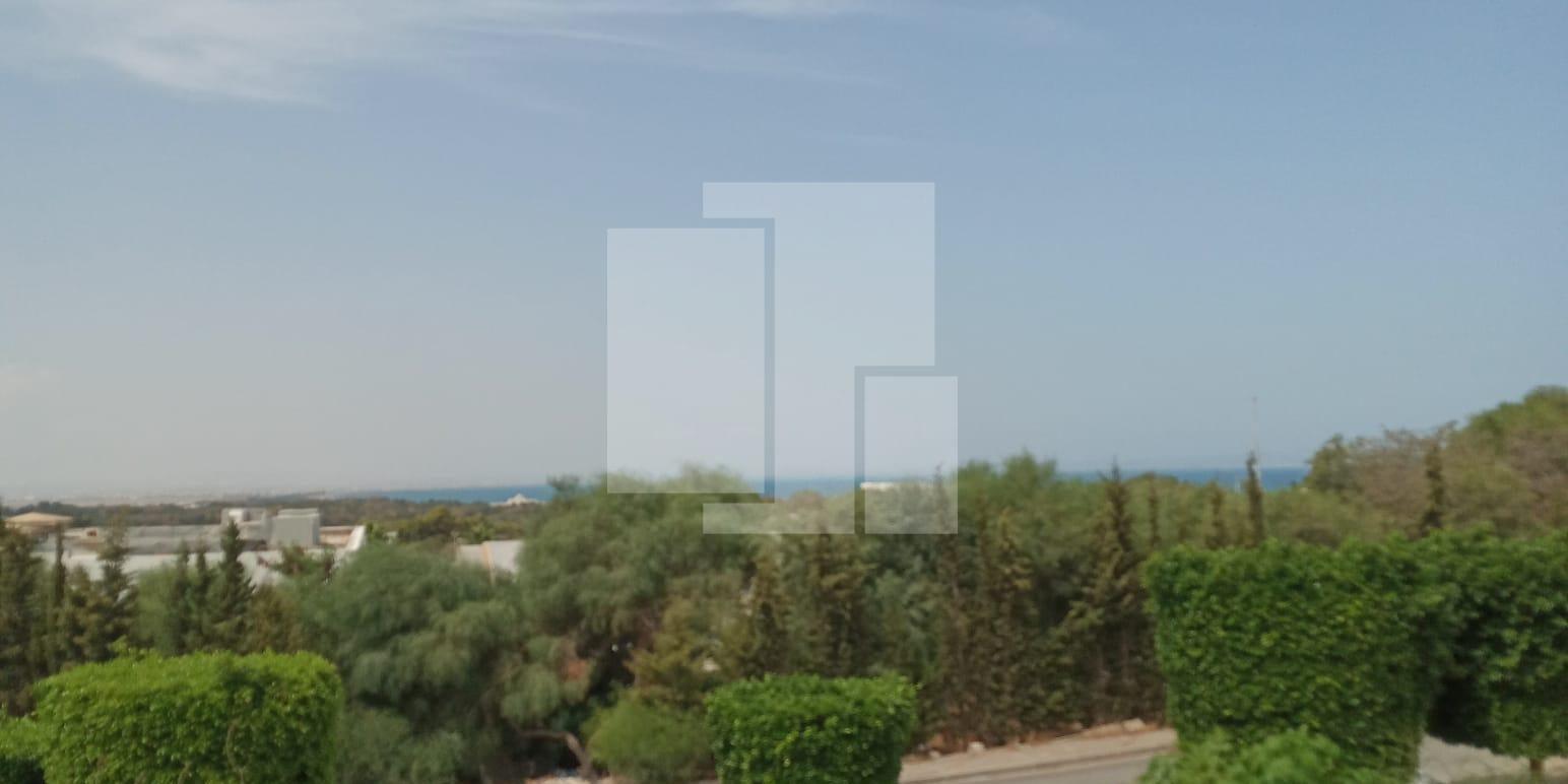 Duplex meublé avec vue mer, Gammarth