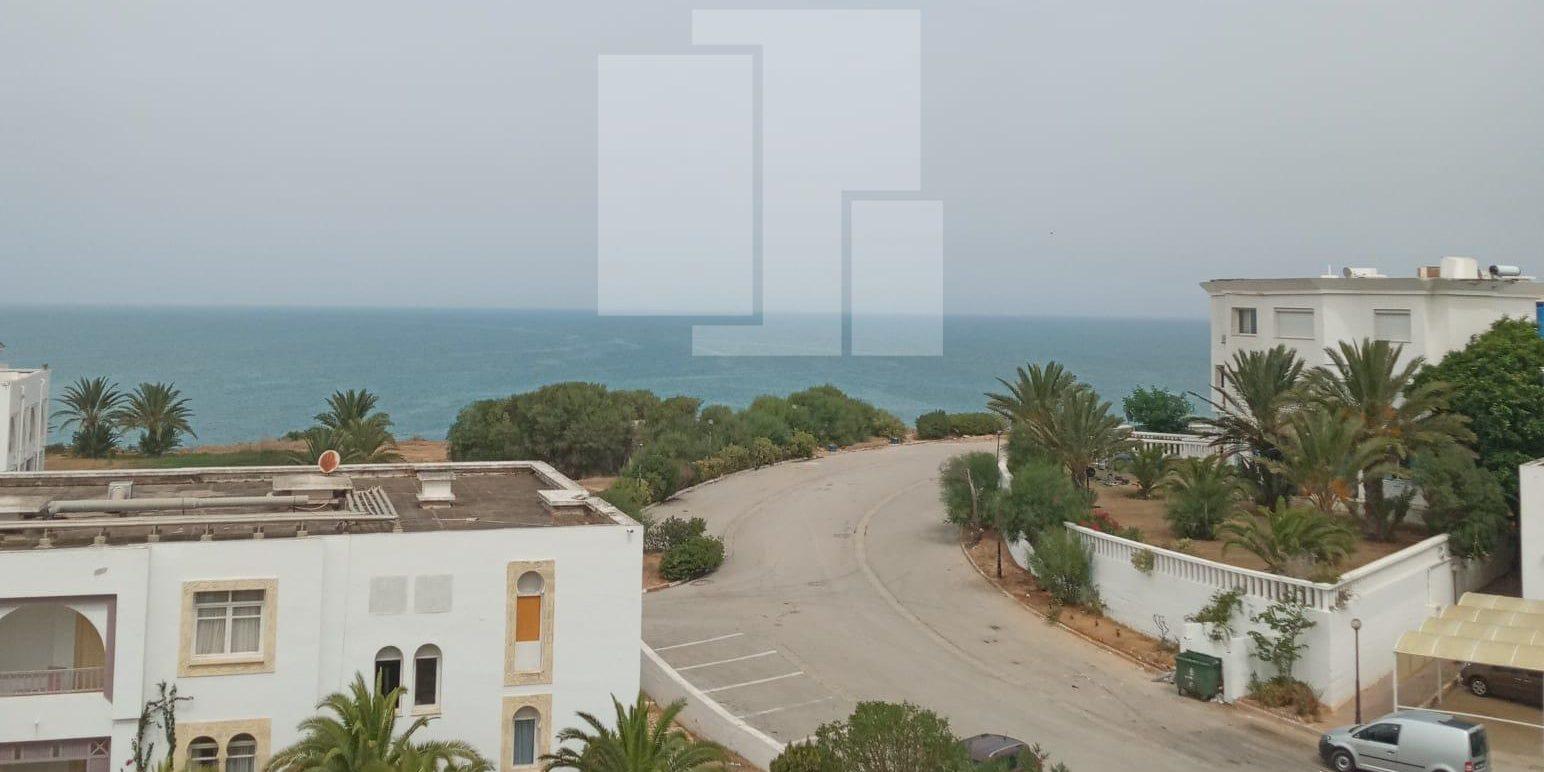 Appartement meublé avec vue mer, Gammarth