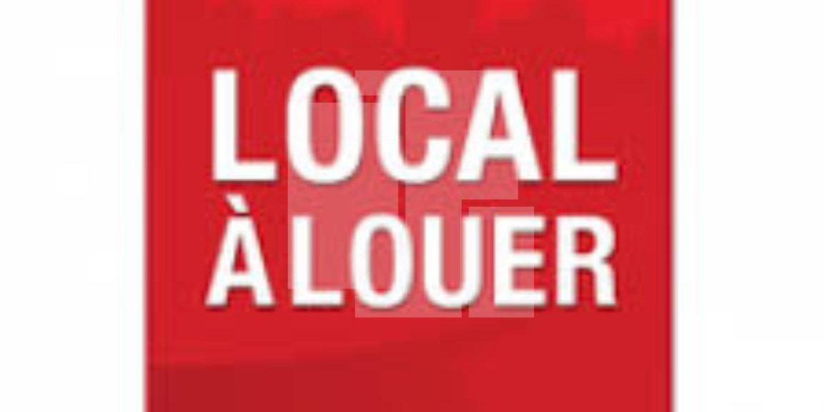 Local commercial, Tunis centre ville