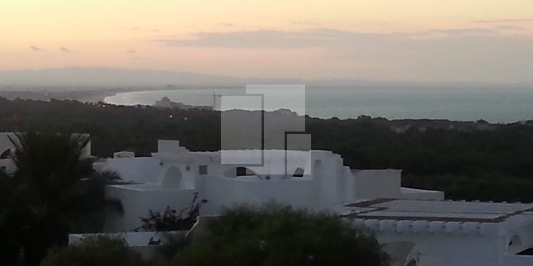 Villa avec vue mer, Gammarth supérieur